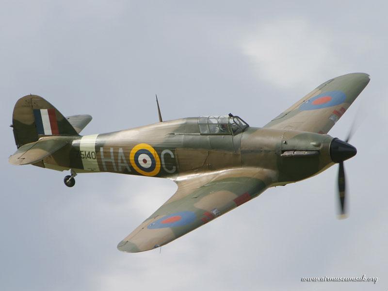 Spitfire Hurricane Comparison Spitfire vs Hurricane