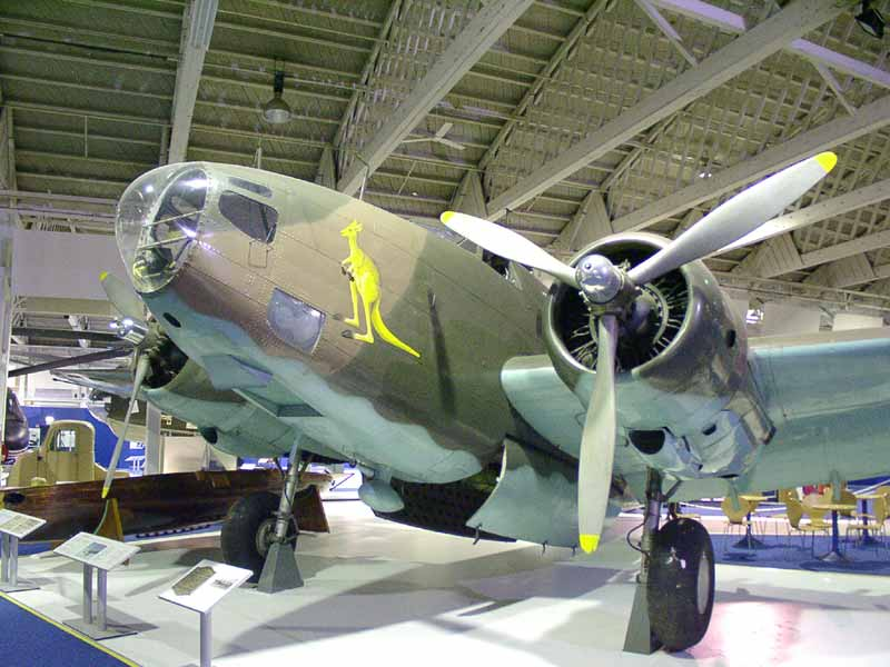 Lockheed Hudson Download HD Wallpapers and Free Images